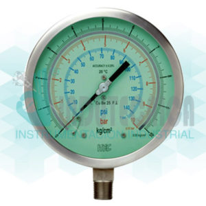 SS case test gauge (Acc. ±0.25%) (P801)