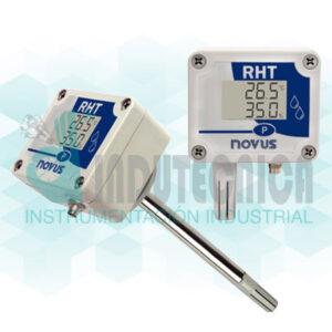 Transmisor de Temperatura y Humedad – RHT MODBUS